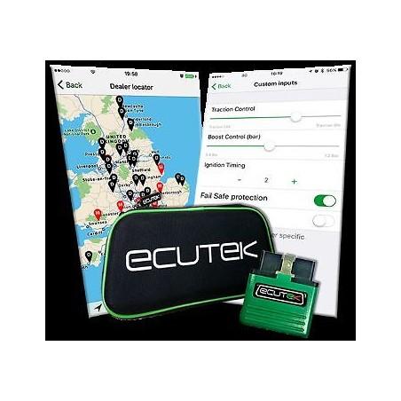 EcuTek ECU Connect, OBD2 reader, logger and performance analizer, DTC, BT  kit